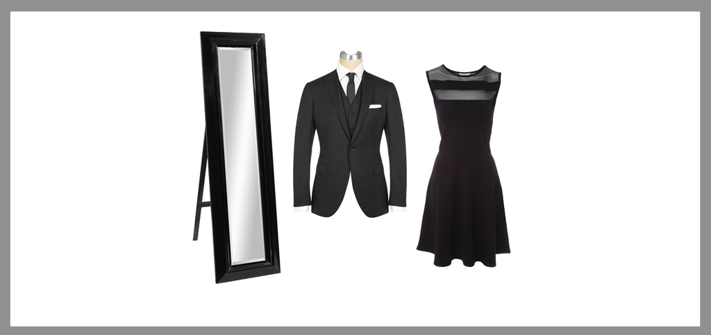 Funeral Reception Dress
